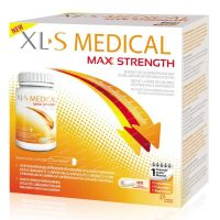 Xls Médical Max Strength 120 Comprimés