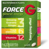 Force g Natural Energy Comprimés 56