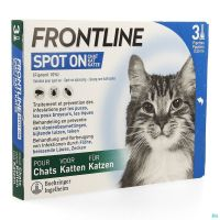 Frontline Spot On Chat Pipet 3x0,50ml