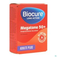Biocure Long Action Megatone 50+ Comp 30
