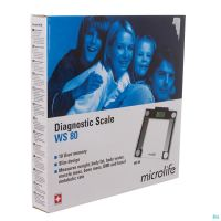 Microlife Pese Personne Diagn Ws80 1 Pièce