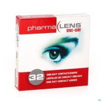 Pharmalens Lentilles One Day S -3,50 32