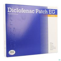 Diclofenac Patch Eg 140mg Emplatre 10