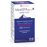 Morepa Mini Fraise 60 Softgels