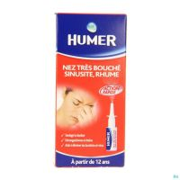 Humer Spray Nasal 15 Ml