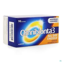 Omnibionta 3 All Day Energy 90 Comprimés