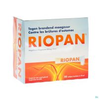 Riopan Gel 50 Sachets 10 Ml