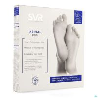 Svr Xerial Peel Chaussettes 2x20ml