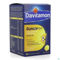 Davitamon Junior Banane Comp 120