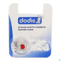 Dodie Attache Sucette Chainette