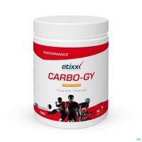 Etixx Carbo Gy Orange Pdr Pot 1kg