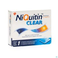 Niquitin Clear 21 Patchs 21 Mg