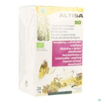 Altisa Tisane Detoxification 20 X 2g