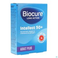 Biocure Long Action Intellect 50+ Comp 30