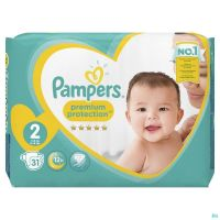 Pampers Premium Protection Carry Pack S2 31