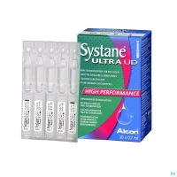 Systane Ultra Gouttes Oculaire 30x0,7 Ml Ud
