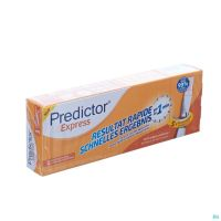Predictor Express 1 Minute Test de Grossesse