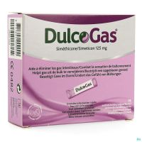 Dulcogas 18 Sticks 125 Mg