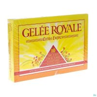 Melapi Gelee Royale 10 Ampoules 1000 Mg