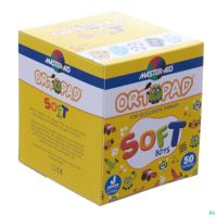 Ortopad Boys Soft Junior Compresses Oculaires 50 Pièces