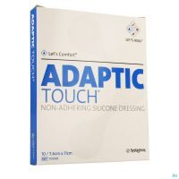 Adaptic Touch Pans Silicone 7.6x11cm 10 Tch502
