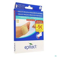 Epitact Coussinet Double Protection l Promo -5€