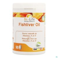 Fishliver Oil 90 Caps.