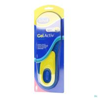 Scholl Gelactiv Semelles Everyday Women 1 Paire