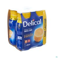 Delical Max 300 Vanille 4x300 Ml