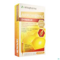 Dynergie 20 Ampoules