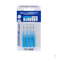 Elgydium Clinic Monocompact Blue