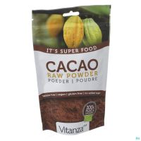 Vitanza Hq Superfood Cacao Raw Poudre 200 G