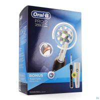 Oral B 2500 Cross Black Brosse à dents électrique