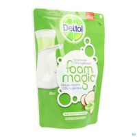 Dettol Foam Magic Aloe Vera/coco Splash Recharge 200ml