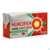Nurofen 20 Fastcaps 400 Mg