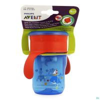 Avent Grow-up Cup Rose Bleu 260ml