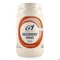 6d Sixd Recovery Shake Strawberry 1kg Nf