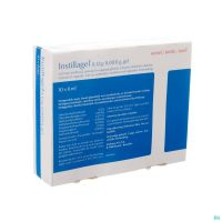 Instillagel 6 Ml 10 Ampoules Seringues