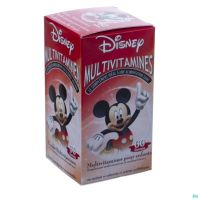 Disney Multivitamines Mickey Mouse 60 Ca