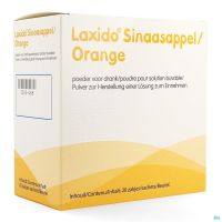 Laxido Orange 20 Sachets