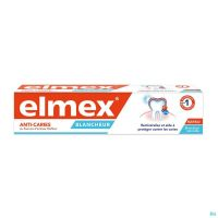Elmex Anti Caries Blancheur Dentifrice 75ml