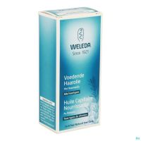 Weleda Huile Capillaire Nouriss 50 Ml