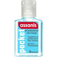 Assanis Pocket Gel 20 Ml