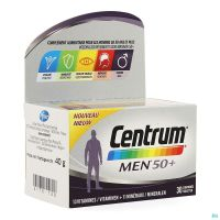 Centrum men 50+ advanced    comprimés  30