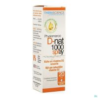 Physiomance d-nat 1000    spray 20ml phy303