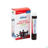Etixx Caffeine Energy Shot 6x25ml