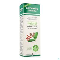 Somatoline Cosmetic Amincissant Gel Natural 250ml