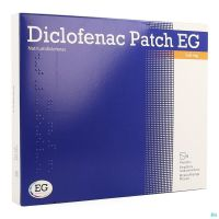 Diclofenac Patch Eg 140mg Emplatre 5