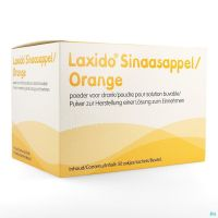 Laxido Orange 50 Sachets