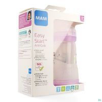 Biberon Mam Easy Start A/colic 260ml Meisje